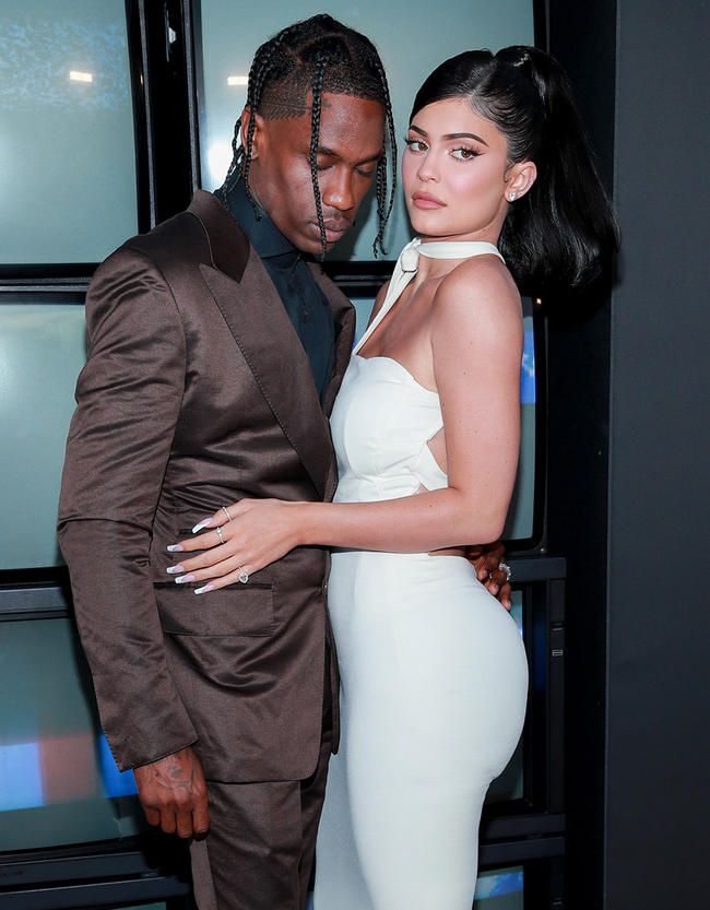 Kylie Jenner og Travis Scott sýna hvernig barn hefur haft áhrif á kynlíf þeirra