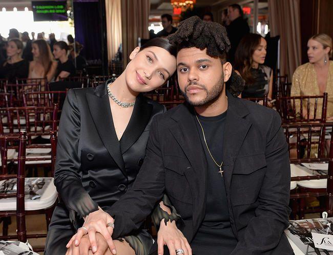 Beweisen diese passenden Instagram-Posts, dass Bella Hadid und The Weeknd wieder da sind?