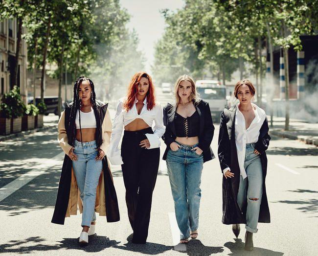 Little Mix trenger ikke menn på Certified Banger 'Joan Of Arc