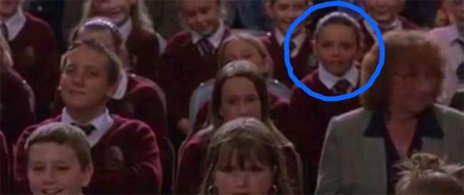 بنابراین معلوم شد جسی نلسون در فیلم هری پاتر و در مورد یک پسر فوق العاده بود