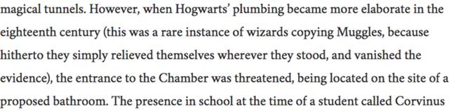 J.K. Rowling afslører mere, end vi nogensinde har haft brug for at vide om, hvordan troldmænd popper