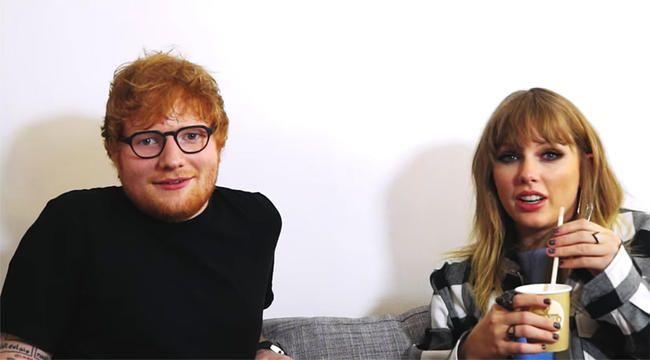 Taylor Swift er grunden til, at Ed Sheerans forhold til sin forlovede nogensinde er sket