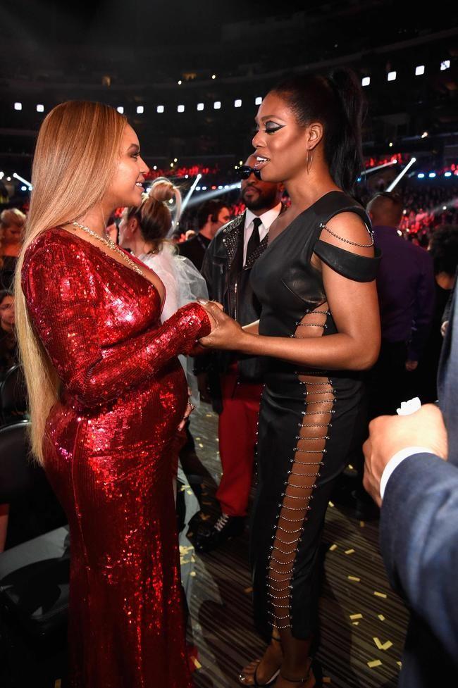 Yeni Gizli Layihə üçün Beyonce Laverne Cox Tapır