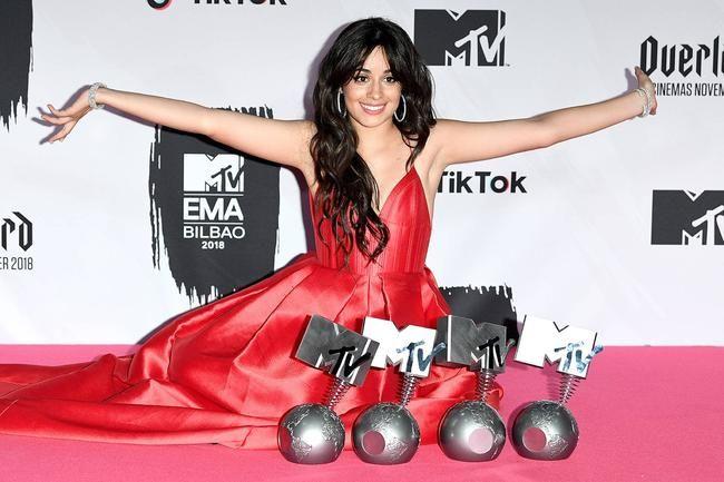 Camila Cabello åpner opp for å forene seg med femte harmoni