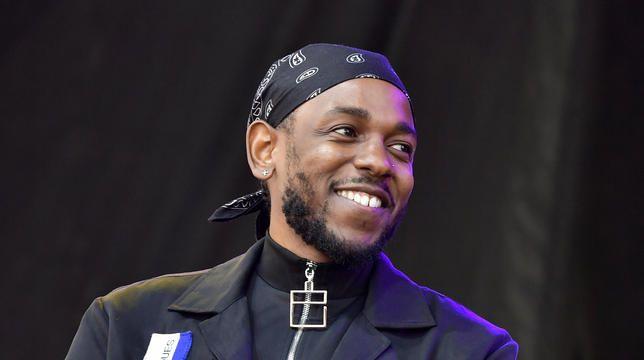 """Kendrickas Lamaras erzina dainą naujame """"Black Panther"""" anonse"""