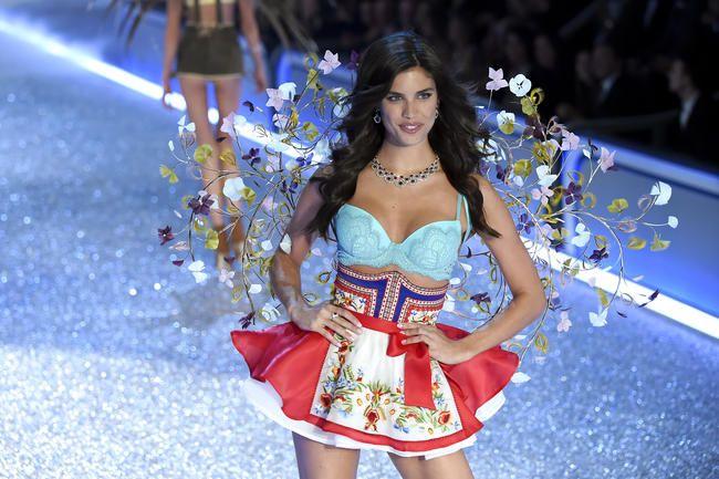 Die Models der Victoria's Secret Fashion Show, die beim ersten Vorsprechen abgelehnt wurden