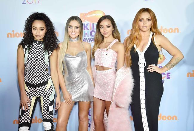 Little Mix Land Achte Platin-Single mit 'Reggaetón Lento
