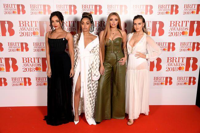 BRITS 2018: Little Mix aðdáendur rugluð eftir að snerting missir myndband ársins
