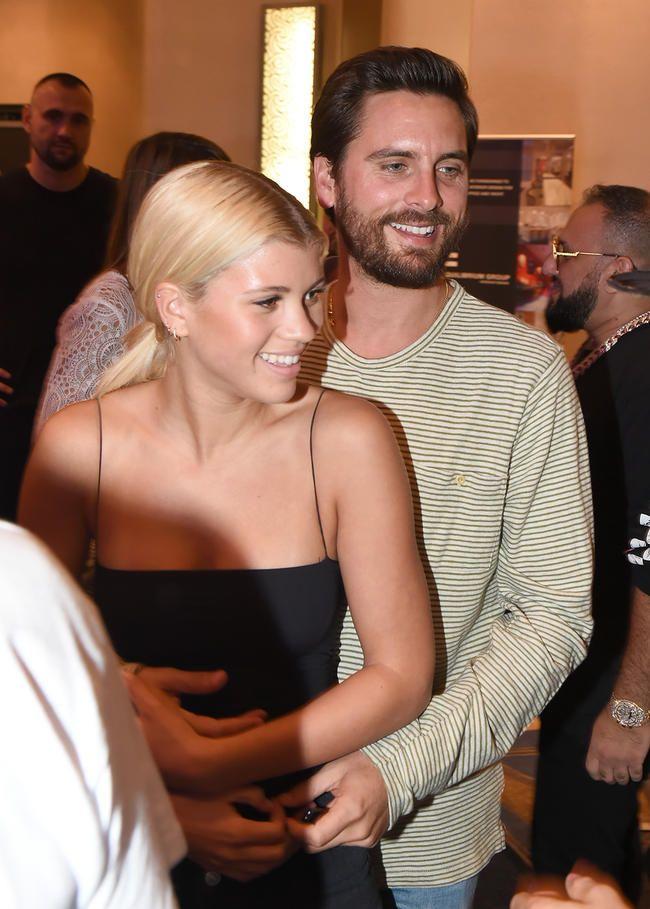 Varpaði Kendall Jenner skugga á Scott Disick fyrir að hafa hitt 19 ára Sofia Richie?