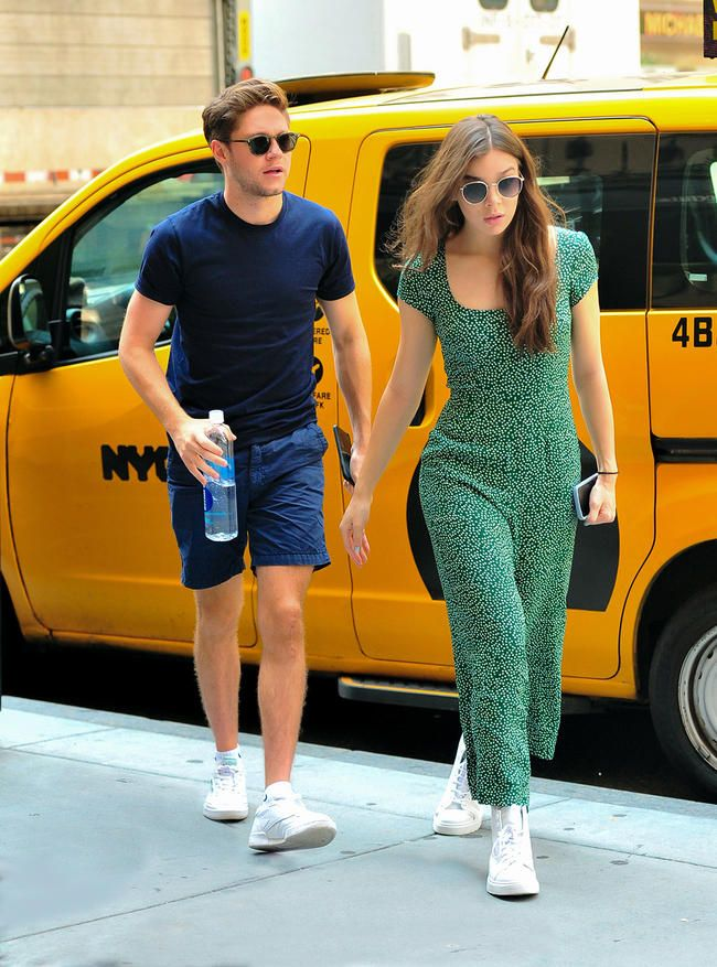 Niall Horan et Hailee Steinfeld alimentent les rumeurs d'amour lors d'une sortie à New York
