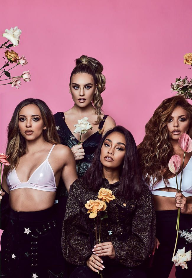 Little Mix Tease Huge New Song 'Is Your Love Enough?