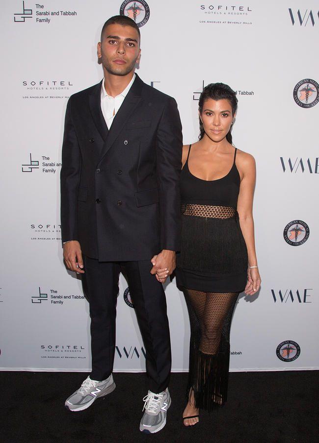 Kourtney Kardashians kjæreste forlot en grusom kommentar under dette booty -baserte bildet