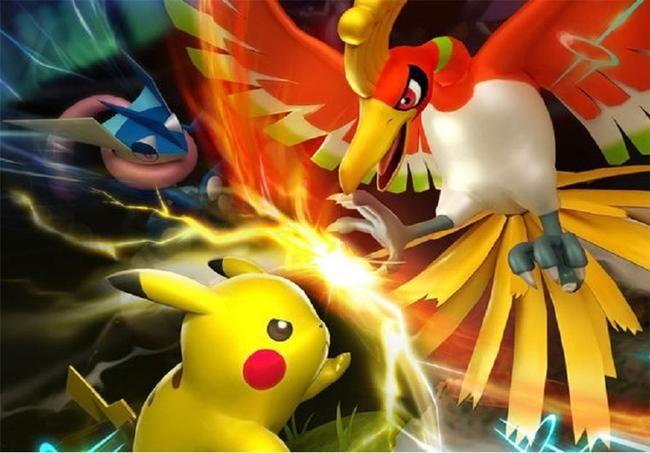 Бесплатна игра Покемон Дуел за мобилне игре објавила је мноштво додатака и нових функција