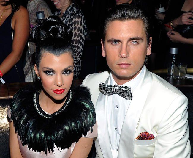 Khloe Kardashian bendir á að hún vill að Scott Disick og Kourtney Kardashian komist aftur saman