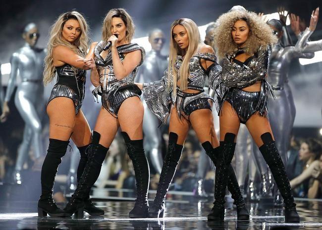 סרטון טיול מקסים של Little Mix משחרר עבור 'שום דבר אחר משנה