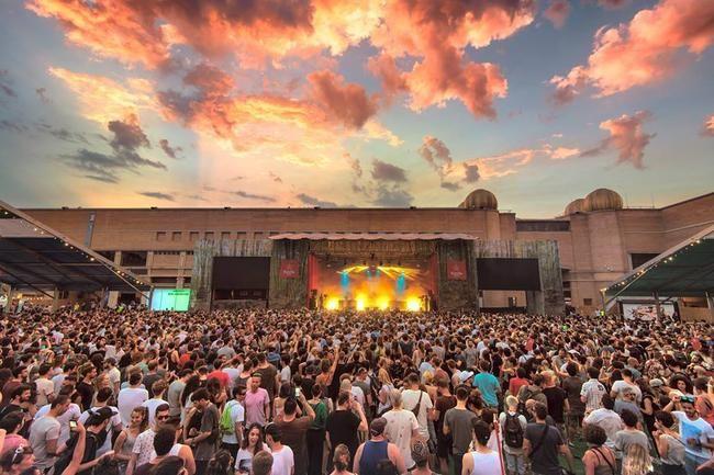13 Gründe, warum das Sónar Festival 2017 so verdammt heiß war