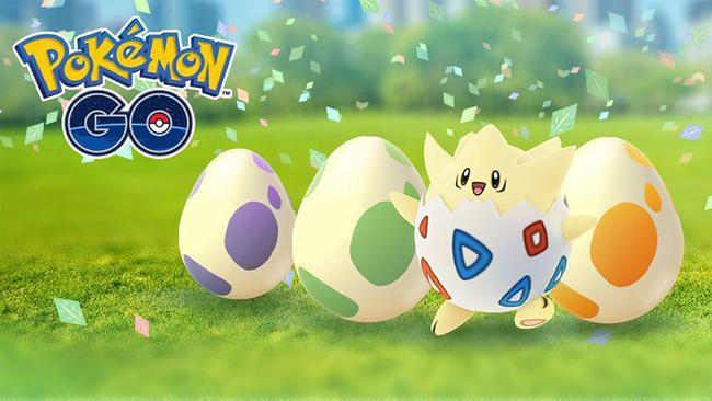 Pasxa bayramını Pokemon -un ən son hadisəsi olan Pokémon GO Eggstravaganza ilə qeyd edin