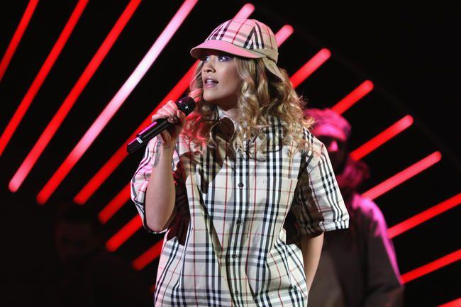 ریتا اورا این روز یکشنبه 'هر جا' را به X Factor می آورد