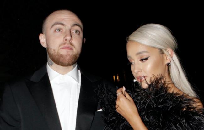 Ariana Grande Mac Millerin ürəkaçan bir şərhdə 'Burada Olacağı' Deyir