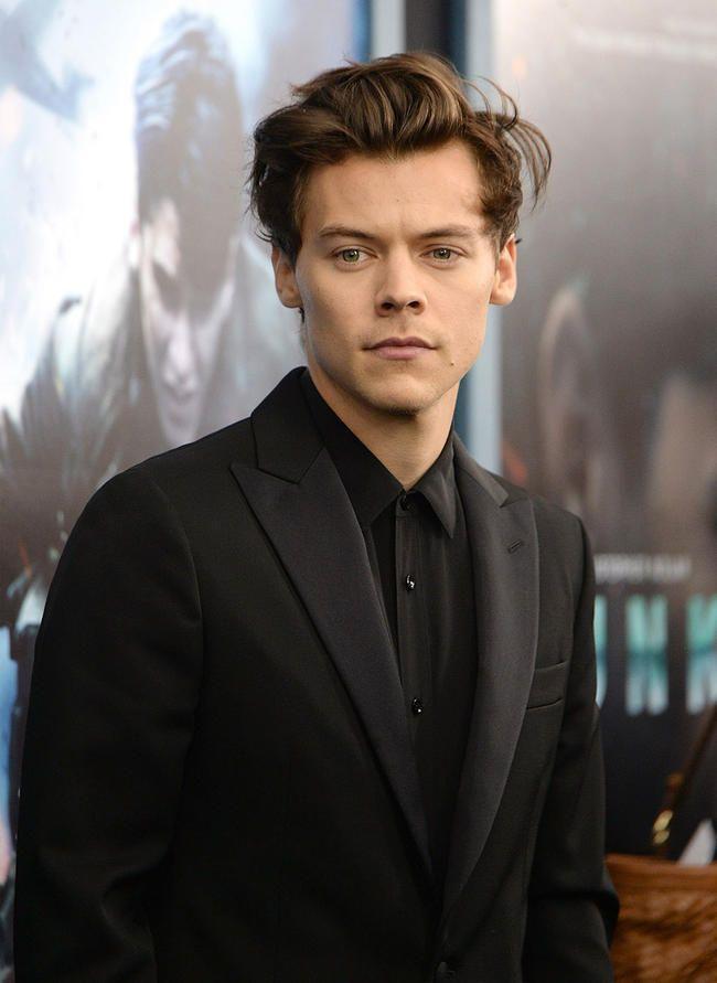 Shawn Mendes mener Harry Styles burde ha sin egen Calvin Klein -kampanje