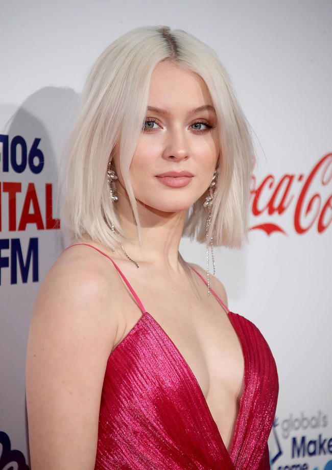 """""""Sunaikink mano gyvenimą"""": Zara Larsson kalbasi, kad """"Glam"""" ir seksualesnis nei bet kada su """"MTV Laid Bare"""""""