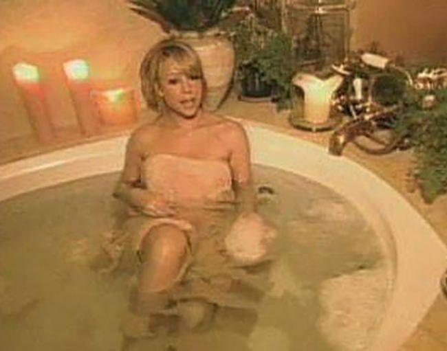 13 av de mest OMG Mariah Carey øyeblikkene fra MTV Cribs