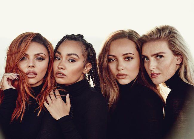 Little Mix, Nicki Minajın Köməkli Marşı ilə 'Mənim kimi qadın' ilə Böyük Qayıdışa Getir