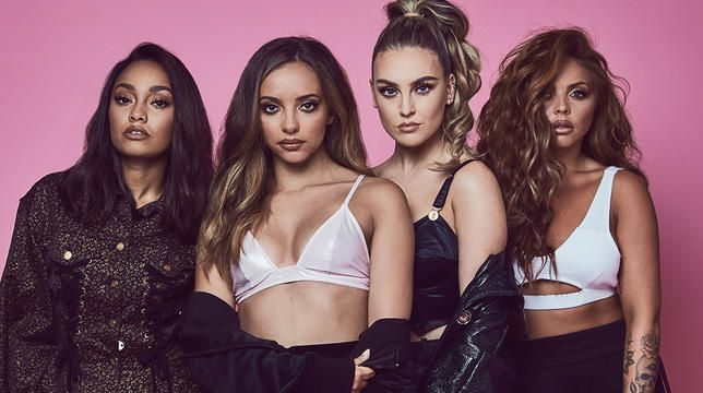 Little Mix Score Første Triple Platinum Album med 'Glory Days