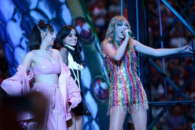 Taylor Swift tar med seg sin omdømme tur til Londons Wembley stadion