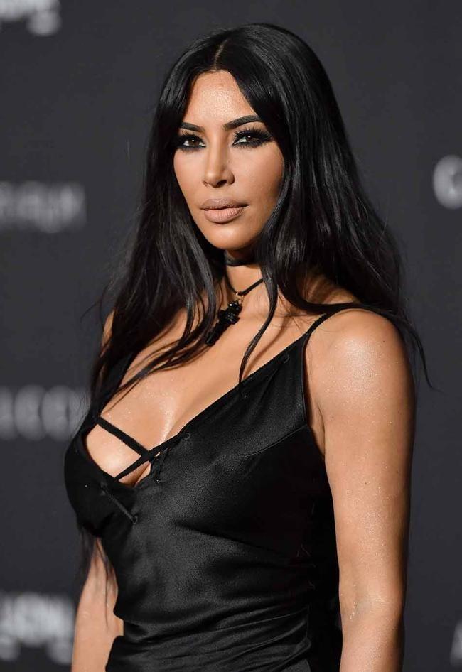 Kim Kardashian treffer tilbake på Ray J etter at TMI kommenterte sexlivet deres