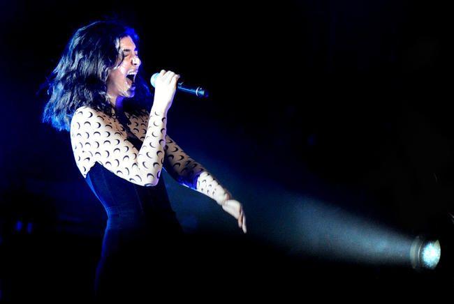 Lorde gir kanskje ikke ut et nytt album på 10 år
