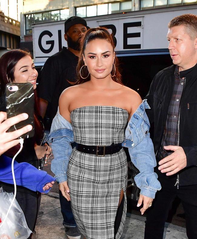 Demi Lovato annonce sa toute première tournée au Royaume-Uni - Voici comment obtenir des billets