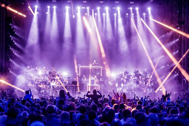 Ocean City Sounds: Pete Tong & Heritage Orchestra bringe Ibiza til Plymouth Hoe
