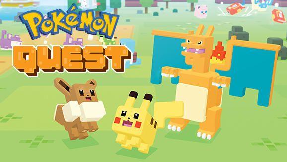 Pokémon Quest: Allt du behöver veta om det nya Minecraft-liknande mobilspelet