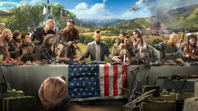 Far Cry 5 -trailer, udgivelsesdato og mere afsløret!
