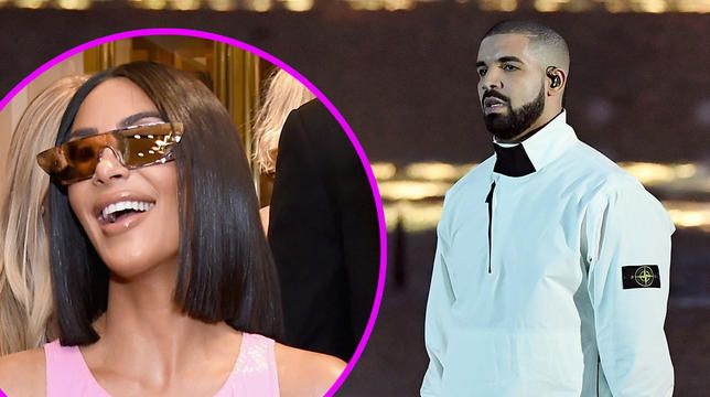 Fan -konspirasjonsteori går viralt og hevder at Drake og Kim Kardashian 'hadde affære