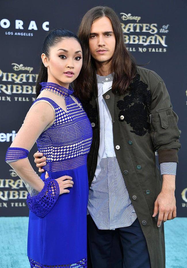 Lana Condor və Boyfriend Anthony De La Torre bir -birlərinə sevgi məktubları göndərirlər