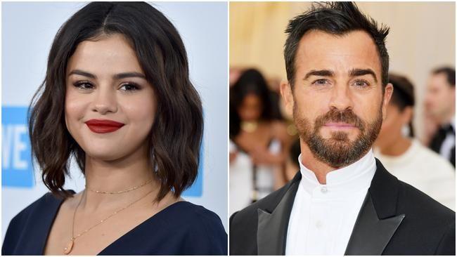 Rættist Jennifer Aniston við Selenu Gomez vegna vináttu sinnar við Justin Theroux?