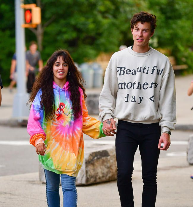Aðdáendur óttast að Shawn Mendes og Camila Cabello hafi hætt eftir að hann eytt kossamyndbandi