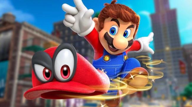 Ný óséð Super Mario Odyssey stig sýnd