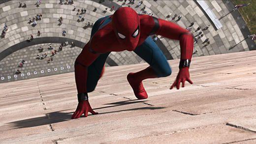 Tom Holland og Zendaya avslører sine morsomste øyeblikk sammen om Spider-Man: Homecoming
