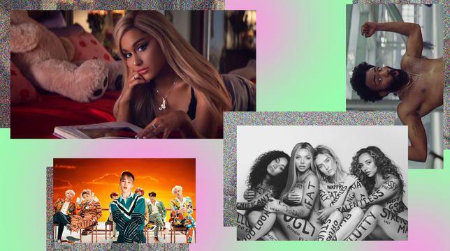 20 musikkvideoer som (burde ha) fått alle til å snakke i 2018
