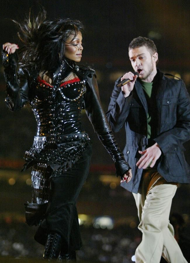 Justin Timberlake innrømmer at Janet Jacksons 'Nipplegate' var hans feil