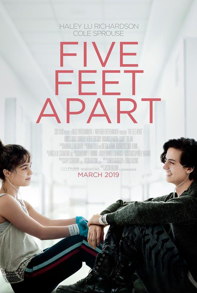Cole Sprouse und Haley Lu Richardson teilen erste Details zum neuen Film 'Five Feet Apart