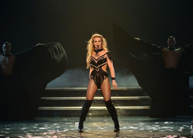 Britney Spears ruošia naują albumą