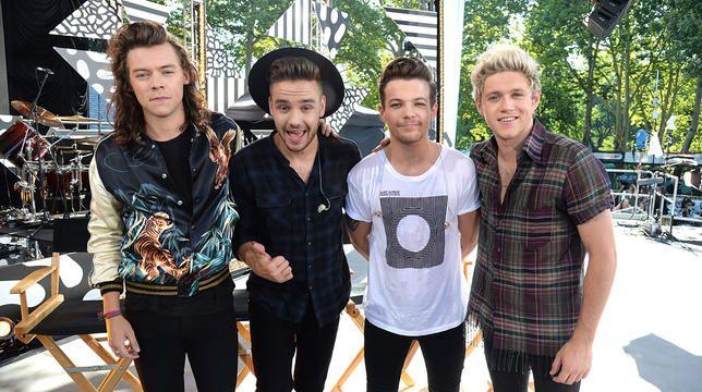 C'est l'anniversaire de Liam Payne, mais lequel de ses camarades du groupe One Direction lui a envoyé un joli message d'anniversaire ?