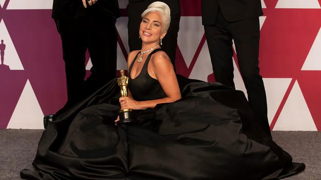Lady Gaga vinner Oscar for beste originale sang for 'Shallow' From A Star Is Born