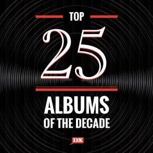 Die 25 wichtigsten Alben des Jahrzehnts