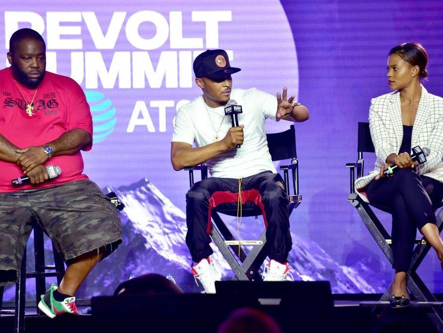 3 choses que nous avons apprises de T.I., Killer Mike, Candace Owens REVOLT Summit Panel