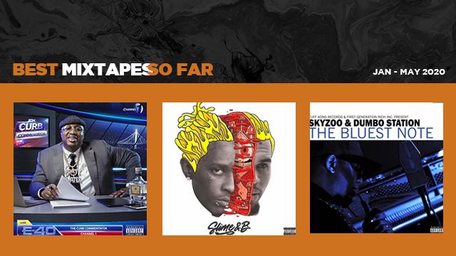 Beste neue Mixtapes & EPs vom Mai 2020